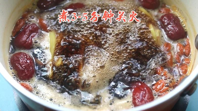 红糖姜茶怎么煮