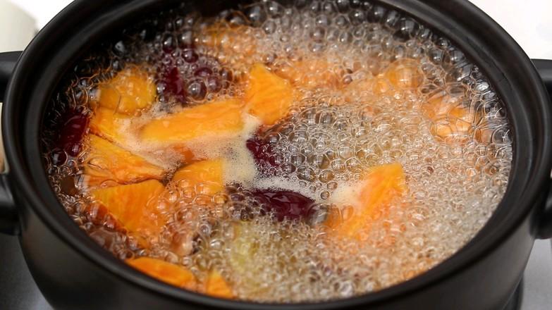 红薯红糖水怎么吃