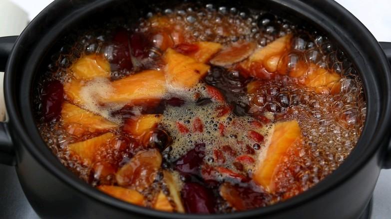 红薯红糖水怎么做