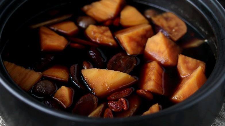 红薯红糖水怎么炒