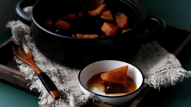 红薯红糖水怎么煮