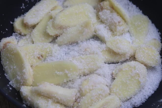 糖姜片的家常做法