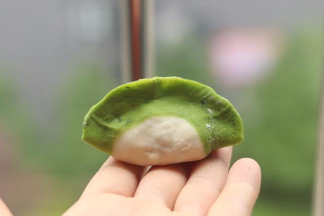 翡翠饺子怎样做