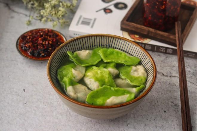 翡翠饺子怎样煮