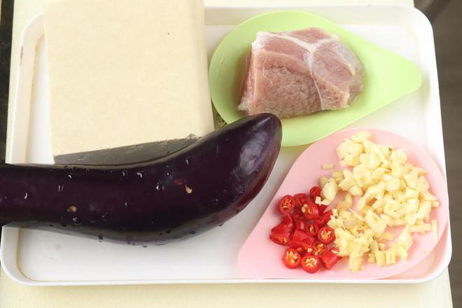 豆腐肉末茄子煲的做法大全