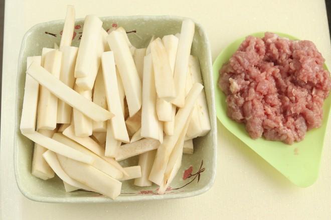 豆腐肉末茄子煲的做法图解