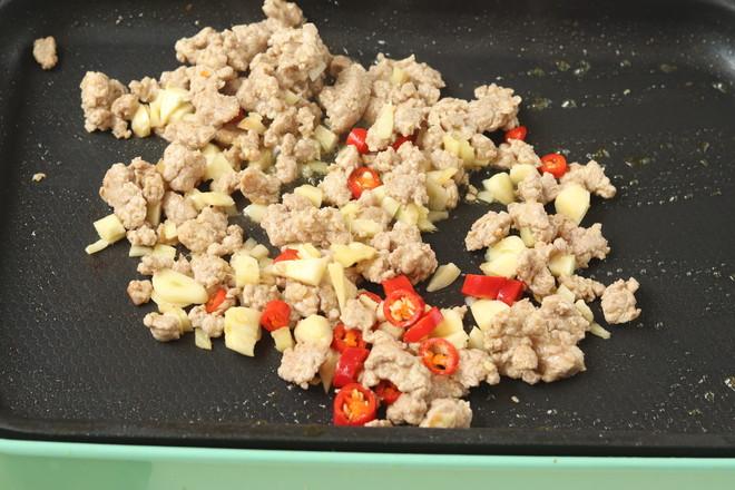 豆腐肉末茄子煲怎么做