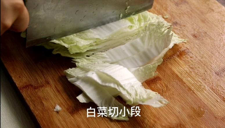 白菜猪肉炖粉条的做法大全