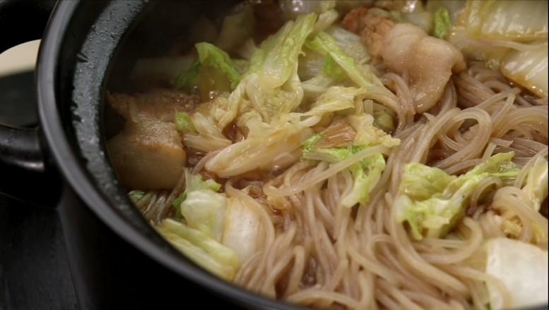 白菜猪肉炖粉条怎么做