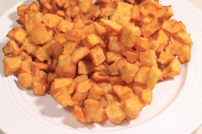 香脆红薯饼怎么煮