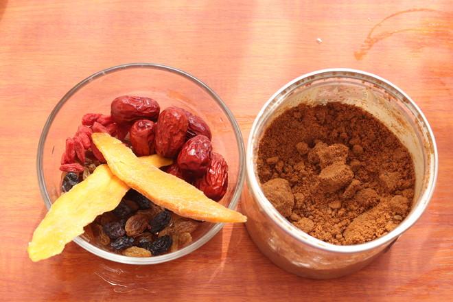 红糖八宝饭,春节餐桌必上这道菜的做法图解
