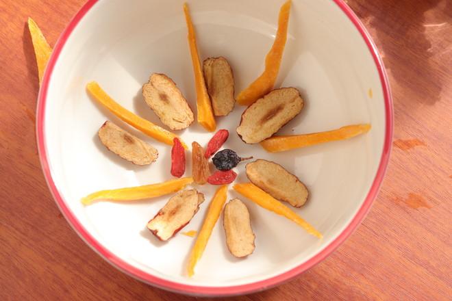 红糖八宝饭,春节餐桌必上这道菜的简单做法