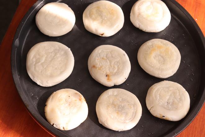 红糖糯米饼,糯糯叽叽的步骤