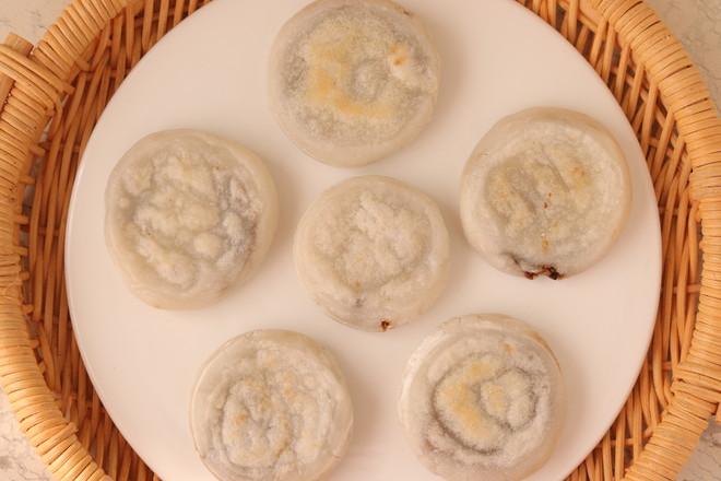 红糖糯米饼,糯糯叽叽成品图