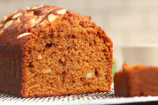焦糖核桃磅蛋糕怎么炒