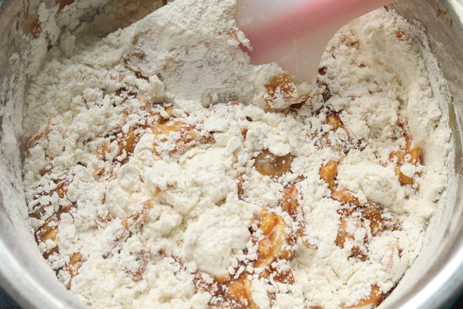 焦糖核桃磅蛋糕怎么做
