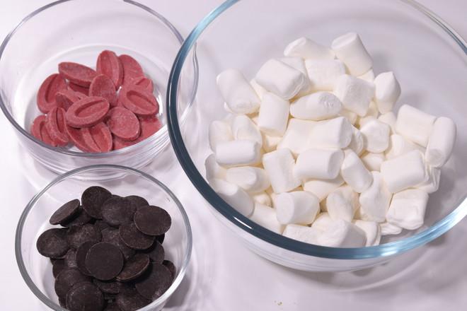 棉花糖牛奶慕斯的做法大全