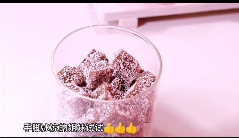 红糖姜软糖成品图
