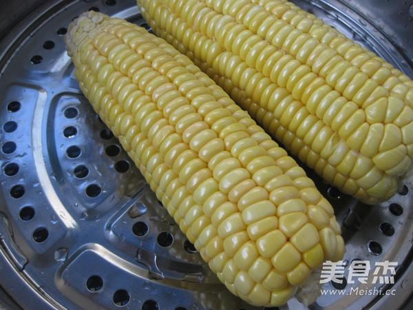 孜然烤玉米的做法图解