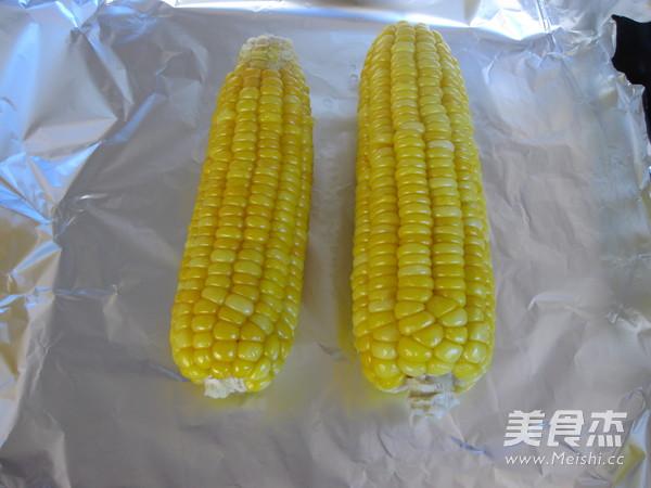 孜然烤玉米怎么做