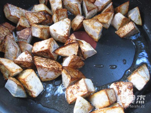 红烧芋头怎么做