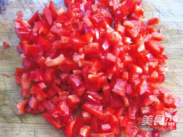 红椒斩蛋的家常做法