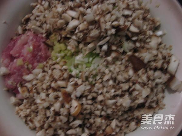 萝卜馅煎饺的家常做法