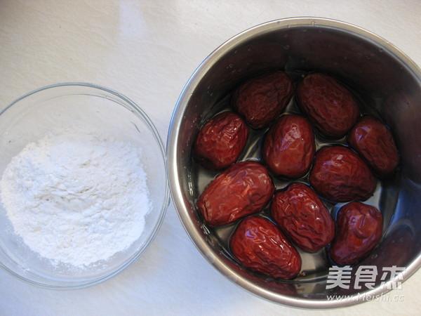 桂花糯米枣的做法大全