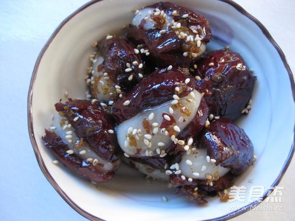 桂花糯米枣怎样煮