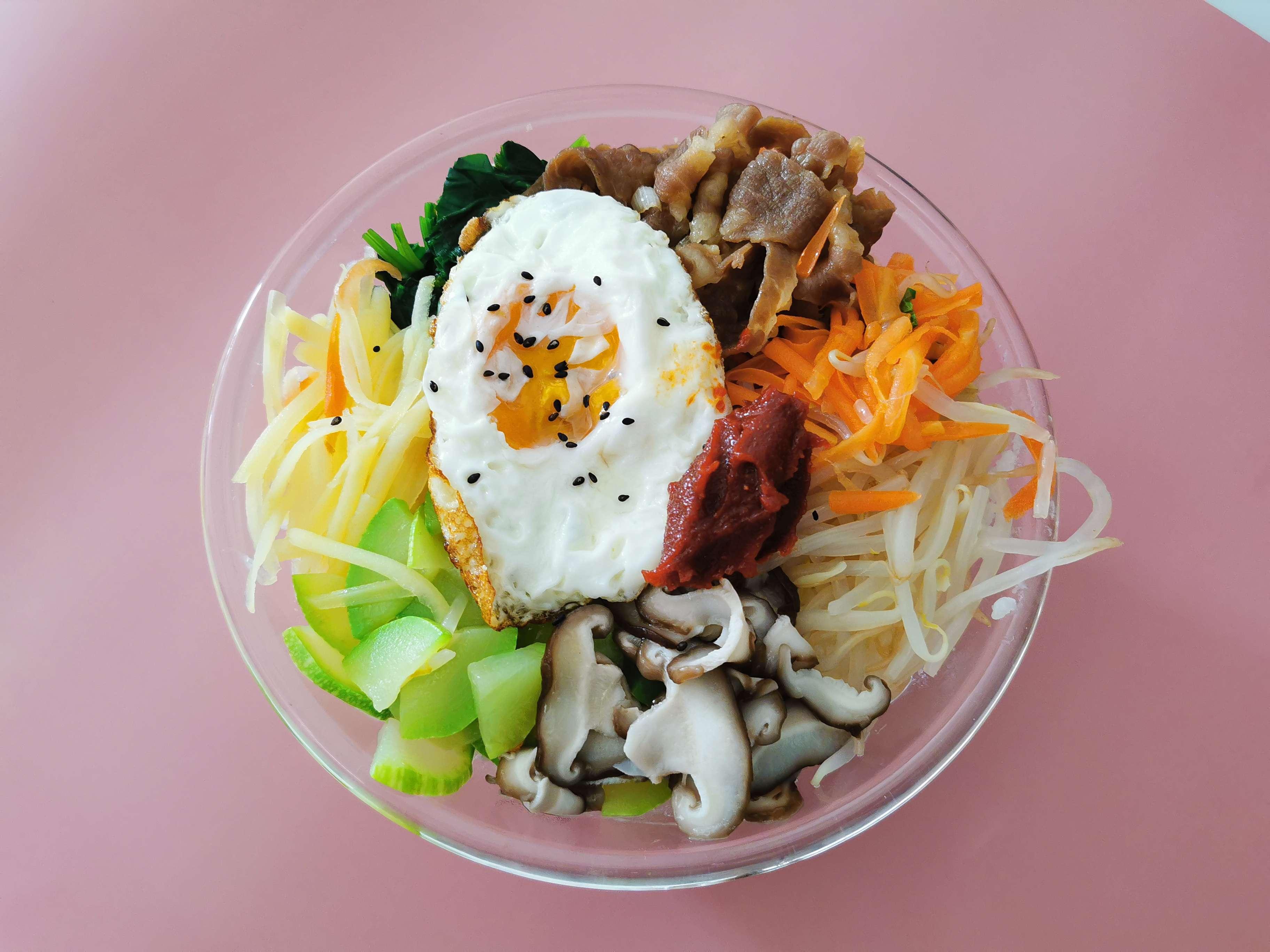 韩式肥牛拌饭怎么做