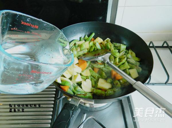芸豆炖土豆怎么煮