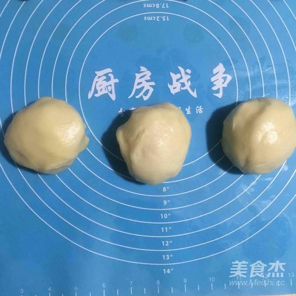 蛋黄酥抹茶酥的简单做法