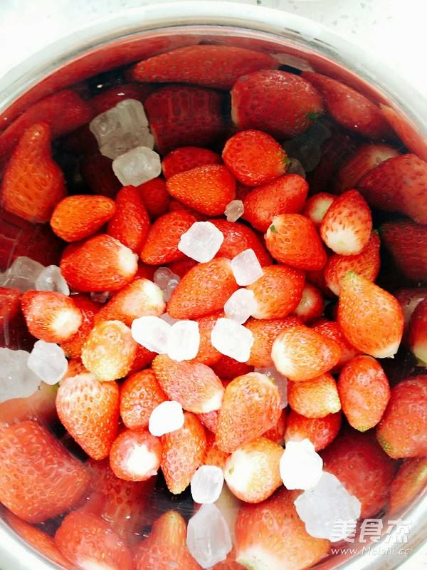 草莓果酱的家常做法