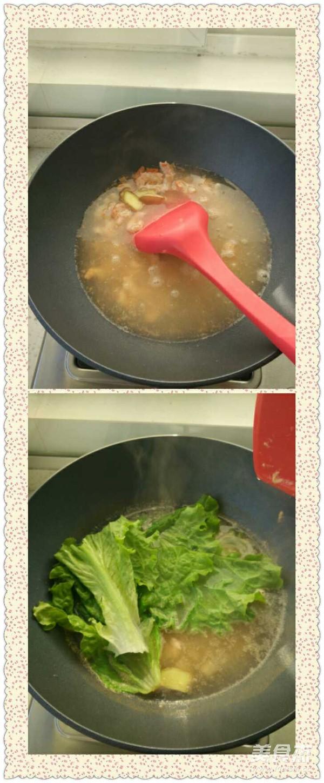 海鲜汤面的简单做法