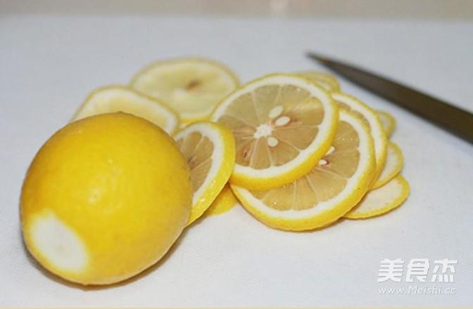 柠檬蜜的步骤