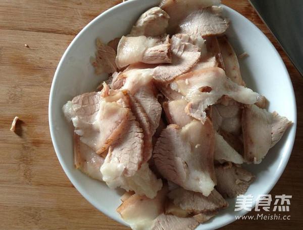 四川尖椒回锅肉的做法图解