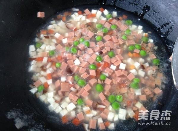滑蛋豆腐怎么吃