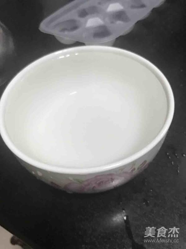 黑米西米汤圆椰子汁怎么吃