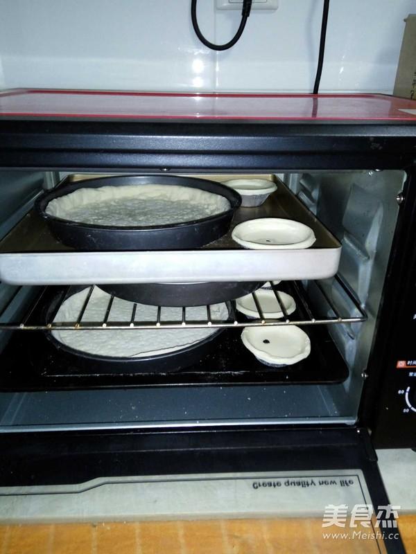 自制披萨饼坯的家常做法