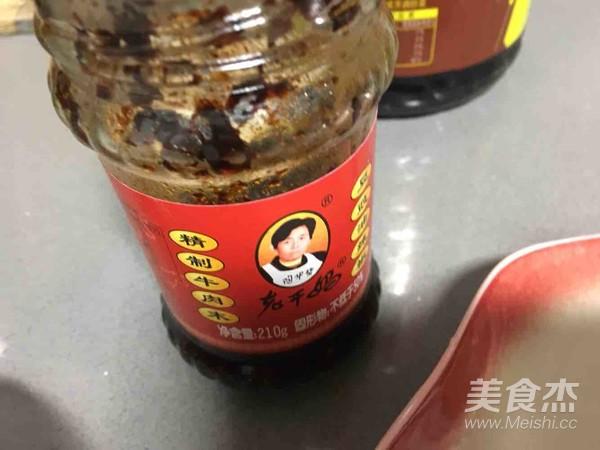 速食菜谱:牛肉炒粉条怎样做