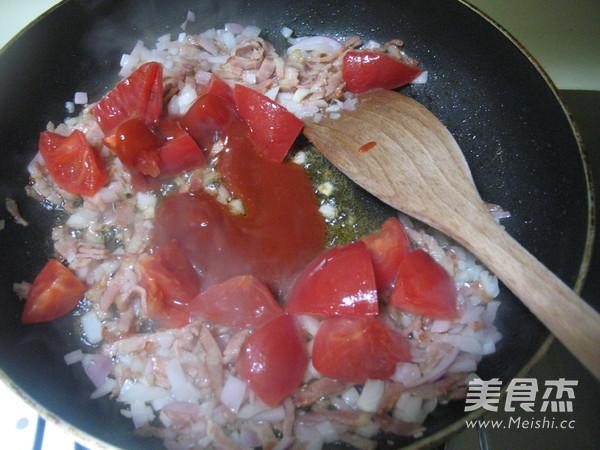 番茄虾仁炒饭怎么吃