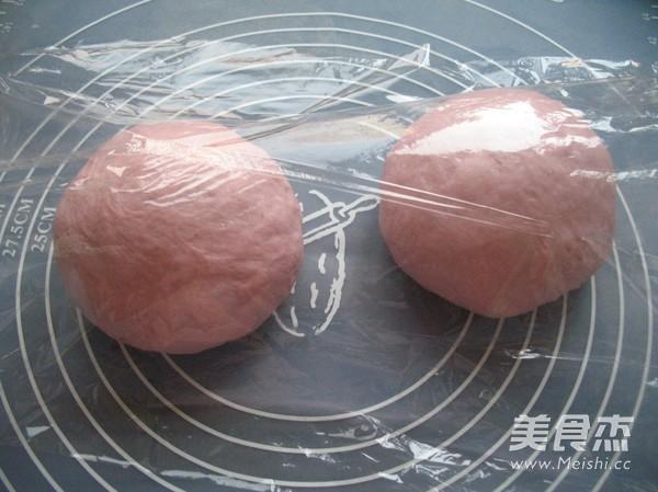紫薯红豆沙吐司怎样煸