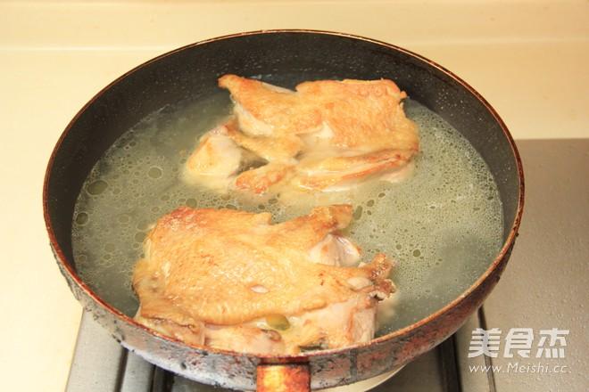 照烧鸡肉饭的家常做法