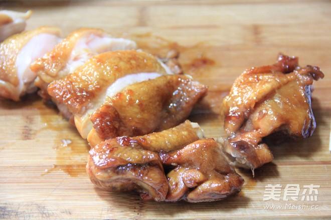 照烧鸡肉饭怎样煸