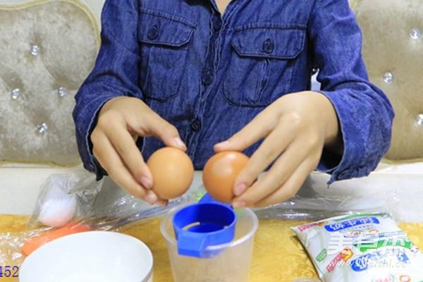 鸡蛋南瓜椰蓉球的做法图解