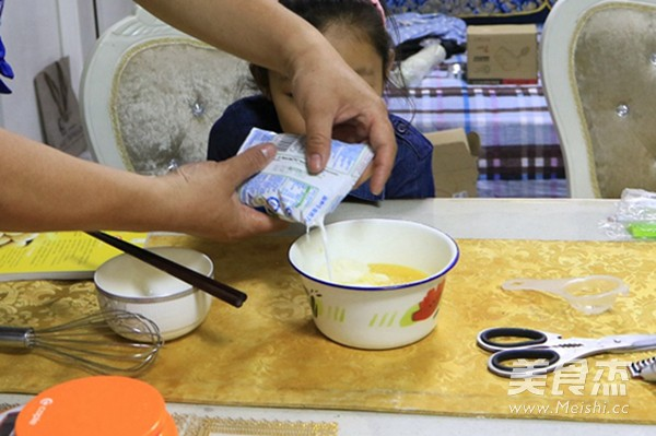 鸡蛋南瓜椰蓉球的简单做法