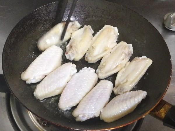 可乐盐鸡翅的家常做法