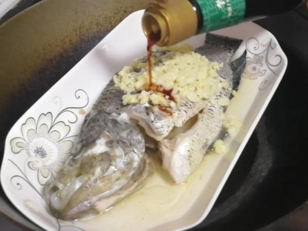 清蒸花斑鱼怎么做