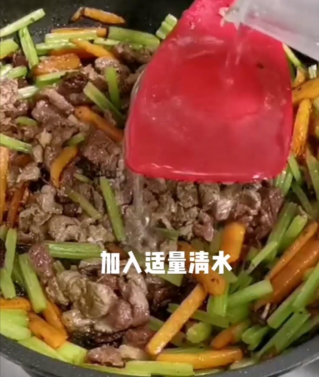 沙茶鸭肉怎么炒