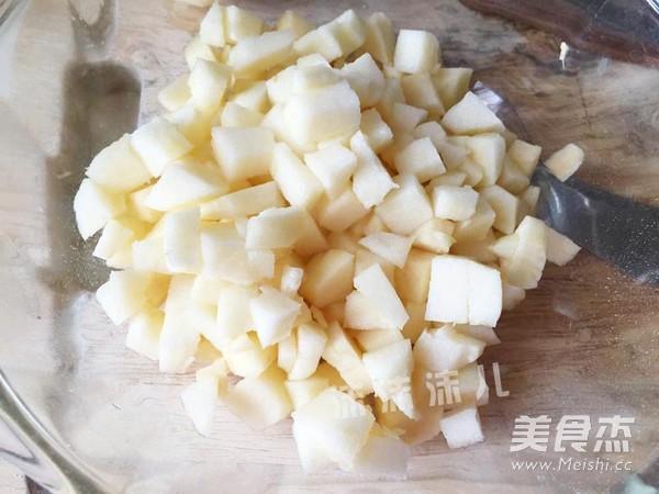 编织苹果派怎么做